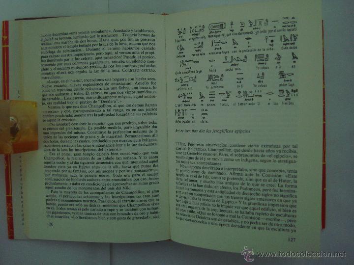 Libros de segunda mano: C.W. CERAM. DIOSES, TUMBAS Y SABIOS. 1982. OBRA ILUSTRADA. ARQUEOLOGIA. - Foto 2 - 47382379