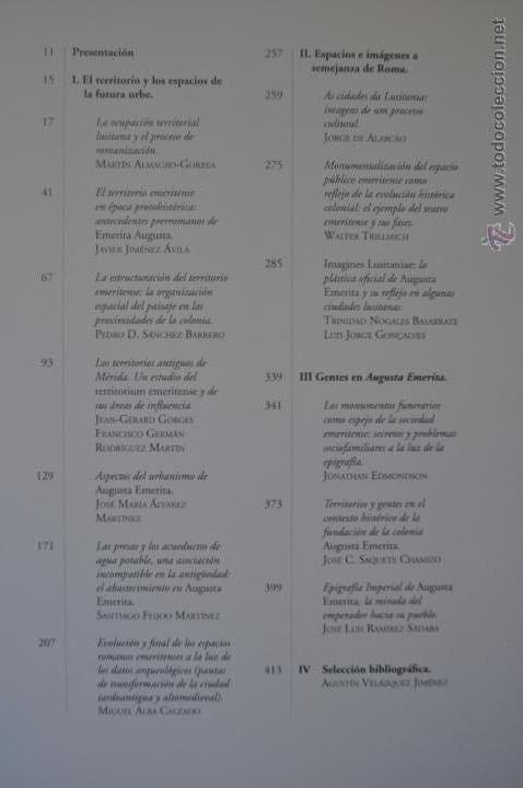 Libros de segunda mano: Sumario libro - Foto 3 - 47515148