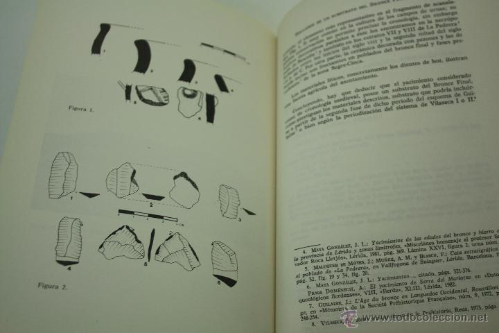 Libros de segunda mano: DATOS ARQUEOLÓGICOS ILERDENSES (IX) LERIDA - Foto 10 - 47557362