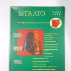 Libros de segunda mano - ESTRATO REVISTA RIOJANA DE ARQUEOLOGÍA Nº 6. Duarte Garasa, M.P. Sáenz Ostiategui, M.E. TDKR32 - 48380776