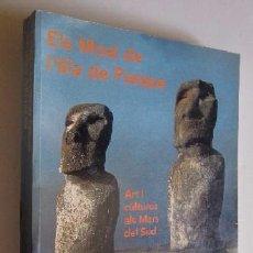 Libros de segunda mano: ELS MOAI DE L'ILLA DE PASCUA. Lote 50113327