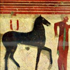 Libros de segunda mano: PALLOTTINO : LA PEINTURE ETRUSQUE (SKIRA, 1952) GRAN FORMATO. Lote 51359787