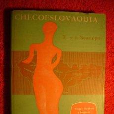 Libros de segunda mano: E. Y J. NEUSTUPNY: - CHECOESLOVAQUIA - (BARCELONA, 1962) (ARQUEOLOGIA). Lote 52078922