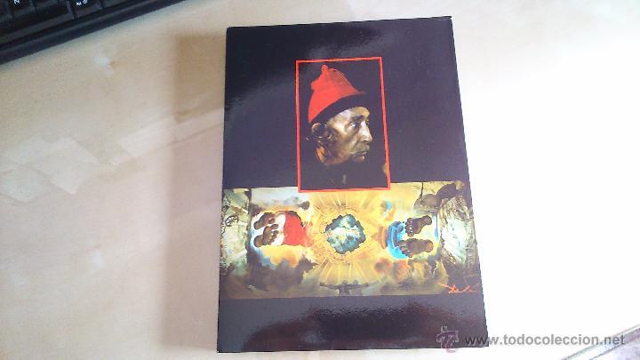 Libros de segunda mano: Libro biografía de Salvador Dalí - Antonio D. Olano - Ediciones Dyrsa - 1985 (nuevo) - Foto 2 - 52571110