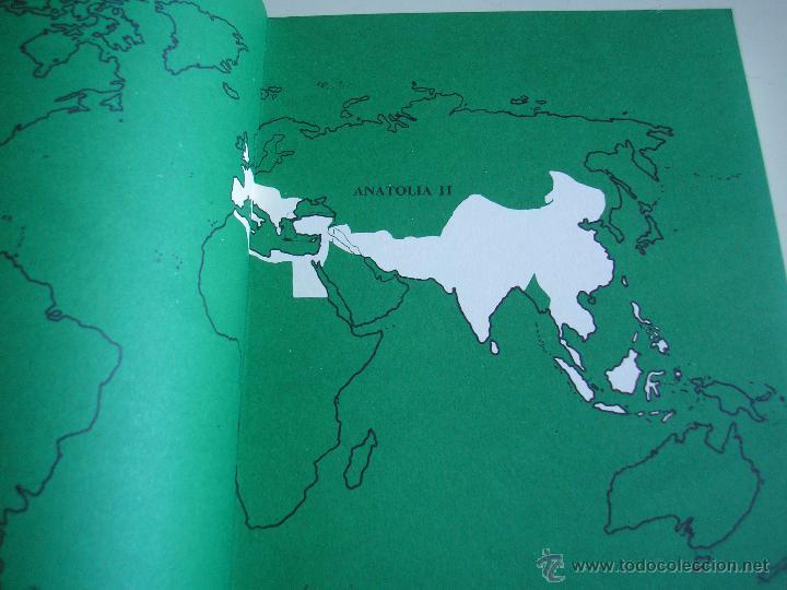 Libros de segunda mano: Archaeologia Mundi - Anatolia I y Anatolia II - Editorial Juventud - Foto 7 - 52717213
