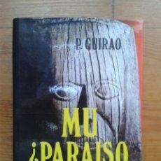Livros em segunda mão: MU ¿PARAISO PERDIDO?. Lote 52934109