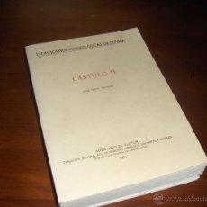Libros de segunda mano: CASTULO II, JOSE MARIA BLAZQUEZ, EXCAVACIONES ARQUEOLOGICAS EN ESPAÑA. MINISTERIO DE CULTURA 1979.. Lote 53110295