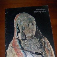 Libros de segunda mano: MUSEOS ESPAÑOLES, EN FRANCES. MUSEES ESPAGNOLS POR JUAN GONZALEZ NAVARRETE, 1972.. Lote 53153816