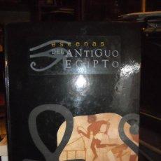 Libri di seconda mano: ESCENAS DEL ANTIGUO EGIPTO. Lote 53390165