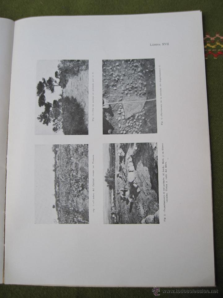 Libros de segunda mano: EL POBLADO Y NECROPOLIS PREHISTORICOS DE MOLA ( TARRAGONA ) ACTA ARQUEOLOGICA HISPANICA I. - Foto 9 - 53433833
