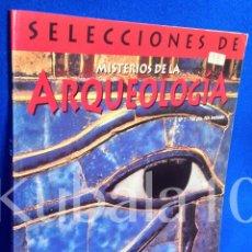 Libros de segunda mano: SELECCIONES DE MISTERIOS DE LA ARQUEOLOGÍA EL EGIPTO SECRETO RITOS CONJUROS Y TALISMANES Nº 7. Lote 53750650
