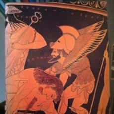 Libros de segunda mano: DIETRICH VON BOTHMER. GREEK VASE PAINTING. 2012. Lote 54494537
