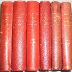 Libros de segunda mano: CORPUS DE TOPONIMIA DE MALLORCA, DE MASCARÓ PASARIUS. 6 VOLS. (PALMA DE MALLORCA, 1962-1967). Lote 54749986