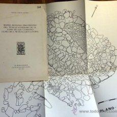 Libros de segunda mano: GARCÍA SÁNCHEZ : TÚMULO FUNERARIO DE EL LOMO DE LOS CASERONES (ALDEA DE SAN NICOLÁS, CANARIAS).. Lote 54854156
