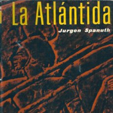 Libros de segunda mano: LA ATLÁNTIDA. Lote 54878371