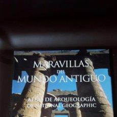 Libros de segunda mano: MUNDO ANTIGUO. ATLAS DE ARQUEOLOGIA DE NATIONAL GEOGRAFIC. Lote 56553418