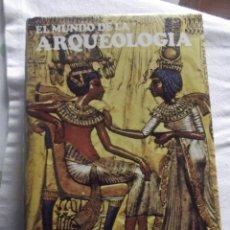 Libros de segunda mano: EL MUNDO DE LA ARQUEOLOGIA DE C.W. CERAM. Lote 56897338