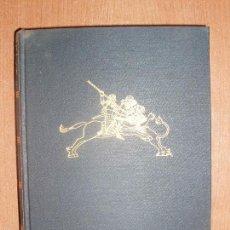Libros de segunda mano: DIOSES, TUMBAS Y SABIOS. LA NOVELA DE LA ARQUEOLOGÍA. PROLOGO LUIS PERICOT. 5ª EDICIÓN 1958. Lote 56945043