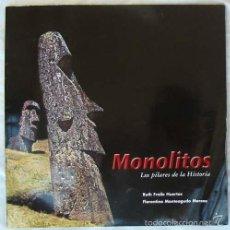 Libros de segunda mano: MONOLITOS - LOS PILARES DE LA HISTORIA - SALVAT 2004 - VER INDICE Y DESCRIPCIÓN. Lote 56984839