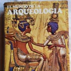 Libros de segunda mano: EL MUNDO DE LA ARQUEOLOGIA. CERAM C.W. Lote 57331862