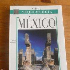Libros de segunda mano: GUIA DE ARQUEOLOGIA DE MEXICO DOMENICI. LIBSA. 2005 192 PP. Lote 71044991
