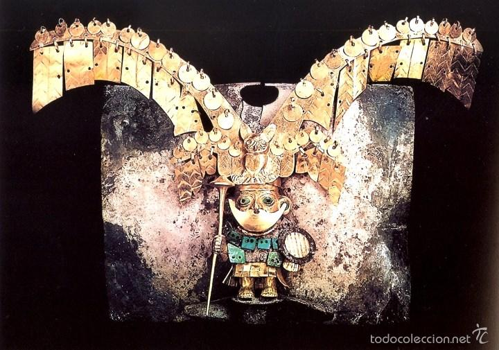 Libros de segunda mano: Walter ALBA y Luís HURTADO: El Señor de Sipán: misterio y esplendor de una cultura Pre-Inca. - Foto 5 - 57820598