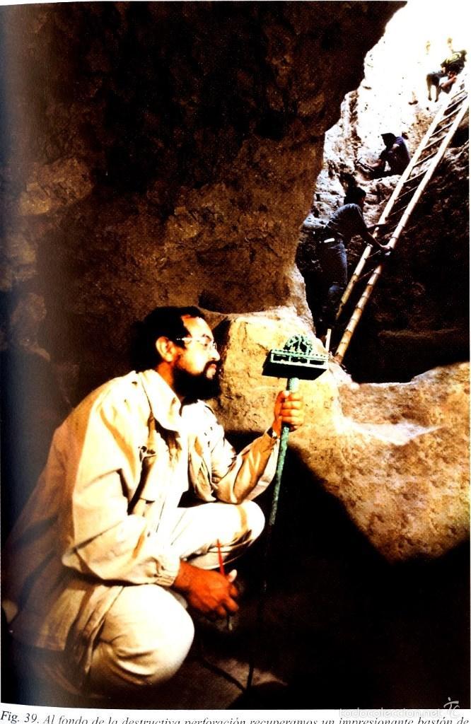 Libros de segunda mano: Walter ALBA y Luís HURTADO: El Señor de Sipán: misterio y esplendor de una cultura Pre-Inca. - Foto 8 - 57820598