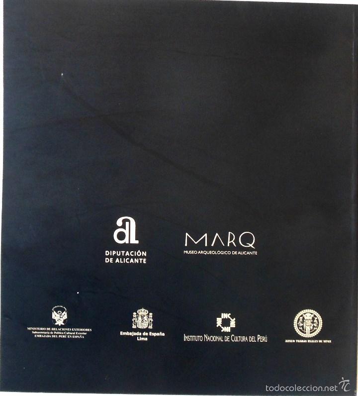 Libros de segunda mano: Walter ALBA y Luís HURTADO: El Señor de Sipán: misterio y esplendor de una cultura Pre-Inca. - Foto 10 - 57820598