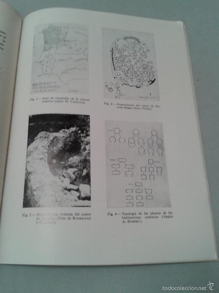 Libros de segunda mano: Panorama de la Cultura Castrexa en el Noroeste de la Península Ibérica. Fernando Acuña Castroviejo. - Foto 5 - 58017873