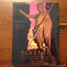 Libros de segunda mano: TARRACO SOMNI DE ROMA, DE KIM CASTELLS, AROLA EDIT. 2003, EN 4 IDIOMAS, 275 PÁGINAS, PASTA DURA. Lote 58153793