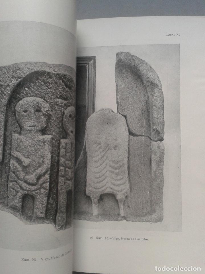 Libros de segunda mano: Inscripciones Romanas de Galicia. Vigo. Edita Jose Mª Álvarez Blazquez y Fermín Bouza Brey. Año 1961 - Foto 3 - 64313871