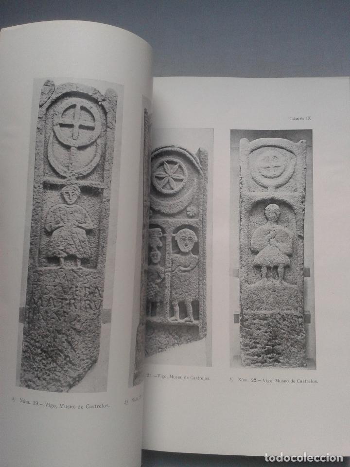 Libros de segunda mano: Inscripciones Romanas de Galicia. Vigo. Edita Jose Mª Álvarez Blazquez y Fermín Bouza Brey. Año 1961 - Foto 4 - 64313871