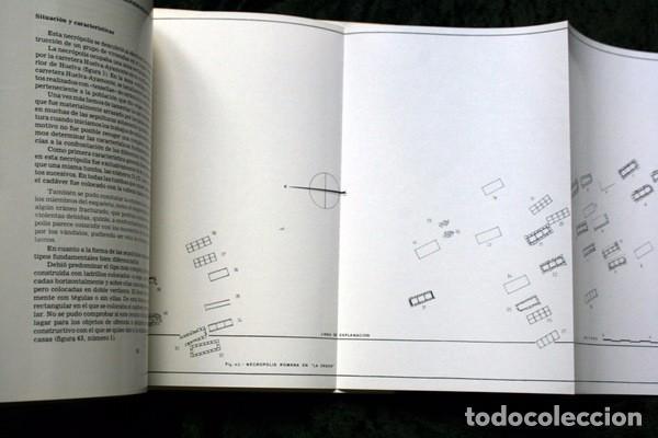 Libros de segunda mano: HUELVA ARQUEOLOGICA II - RESTOS MATERIALES DE LA POBLACION ROMANA DE ONUBA - MARIANO DEL AMO - Foto 2 - 66444262