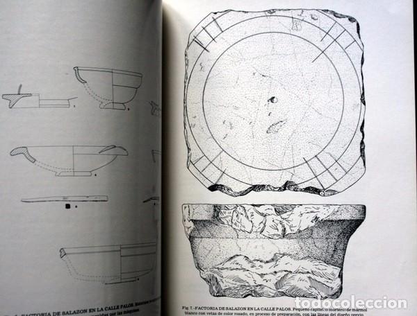 Libros de segunda mano: HUELVA ARQUEOLOGICA II - RESTOS MATERIALES DE LA POBLACION ROMANA DE ONUBA - MARIANO DEL AMO - Foto 4 - 66444262