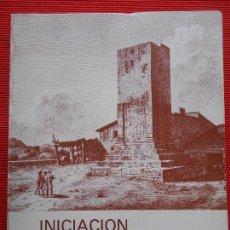 Libros de segunda mano: INICIACION A LA ARQUEOLOGIA ALICANTINA - ENRIQUE A. LLOBREGAT. Lote 67107221