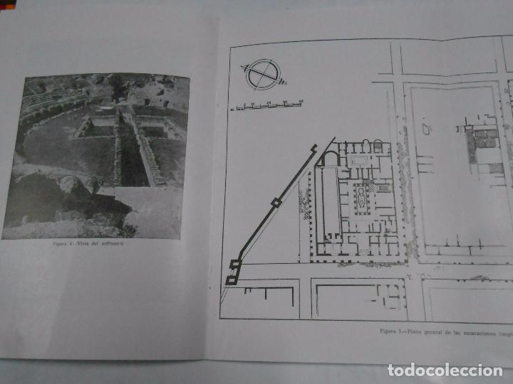 Libros de segunda mano: BREVE GUIA PARA UNA VISITA A LAS RUINAS DE ITALICA. J.M. LUZON. 1970. SEVILLA. TDKP9 - Foto 2 - 71959207