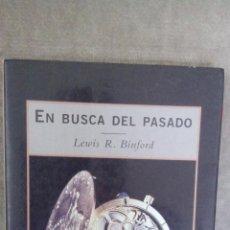 Livros em segunda mão: LEWIS R. BINFORD - EN BUSCA DEL PASADO - ETNOARQUEOLOGÍA - CRÍTICA - 1988. Lote 72765743