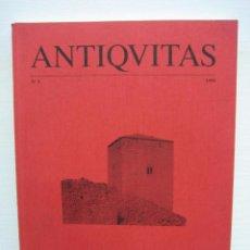 Libros de segunda mano: ANTIQVITAS. MUSEO MUNICIPAL DE PRIEGO DE CÓRDOBA 1998. Lote 74985975