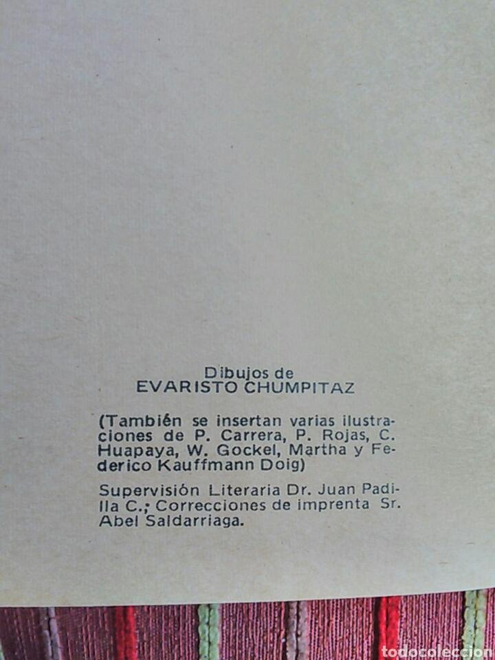 Libros de segunda mano: El Perú arqueológico Federico Kauffmann Doig ARQUEOLOGIA PRECOLOMBINA - Foto 3 - 77128893