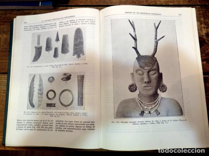 Libros de segunda mano: JOSE ALCINA FRANCH / MANUAL DE ARQUEOLOGIA AMERICANA-AGUILAR - Foto 5 - 77254141