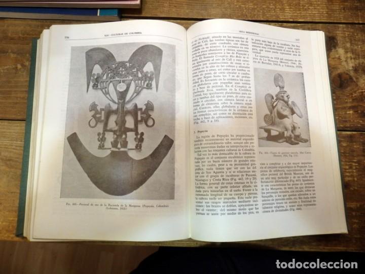 Libros de segunda mano: JOSE ALCINA FRANCH / MANUAL DE ARQUEOLOGIA AMERICANA-AGUILAR - Foto 7 - 77254141