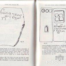 Libros de segunda mano: ANUARIO DE EUSKO-FOLKLORE. 1962. TOMO XIX. Lote 77733270
