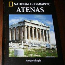 Libros de segunda mano: ATENAS - NATIONAL GEOGRAPHIC ARQUEOLOGÍA - RBA - 2017. Lote 92174625