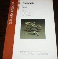 Libros de segunda mano: GUÍA ARQUEOLÓGICA, NUMANCIA, GARRAY, SORIA - JUNTA DE CASTILLA Y LEÓN - 2002. Lote 88128672