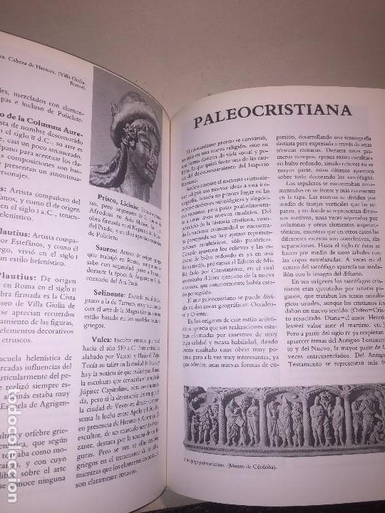 Libros de segunda mano: La Escultura de la prehistoria al gotico Pedro Garcia Jose Landa Antiqvaria 1994 diccionario - Foto 4 - 89874408