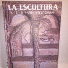 Libros de segunda mano: LA ESCULTURA DE LA PREHISTORIA AL GOTICO PEDRO GARCIA JOSE LANDA ANTIQVARIA 1994 DICCIONARIO. Lote 89874408