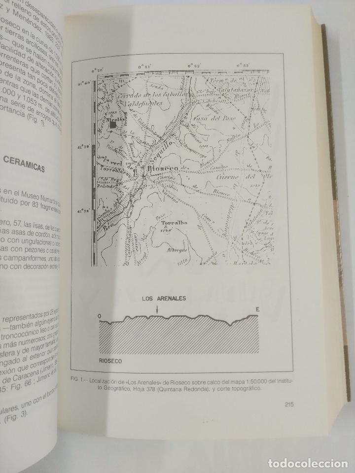 Libros de segunda mano: ACTAS 2º SYMPOSIUM DE ARQUEOLOGIA SORIANA. COLECCION TEMAS SORIANOS Nº 20. TOMOS I Y II. TDK201 - Foto 2 - 90414104