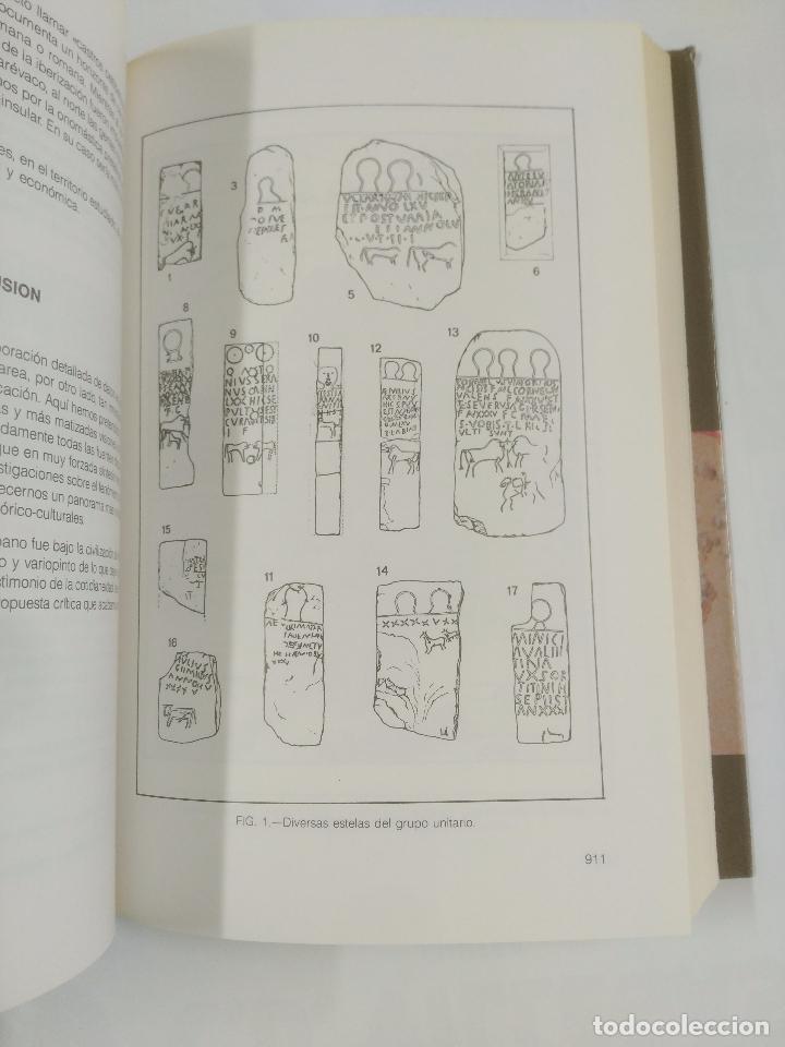 Libros de segunda mano: ACTAS 2º SYMPOSIUM DE ARQUEOLOGIA SORIANA. COLECCION TEMAS SORIANOS Nº 20. TOMOS I Y II. TDK201 - Foto 4 - 90414104