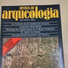 Libros de segunda mano: REVISTA DE ARQUEOLOGIA, AÑO 2 Nº 14 (1981-1982). Lote 90464159