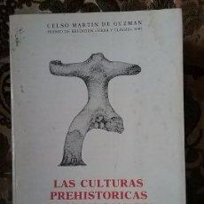 Libros de segunda mano: LAS CULTURAS PREHISTÓRICAS DE GRAN CANARIA, DE CELSO MARTÍN DE GUZMÁN 1984 (CANARIAS, GUANCHES). Lote 90764850